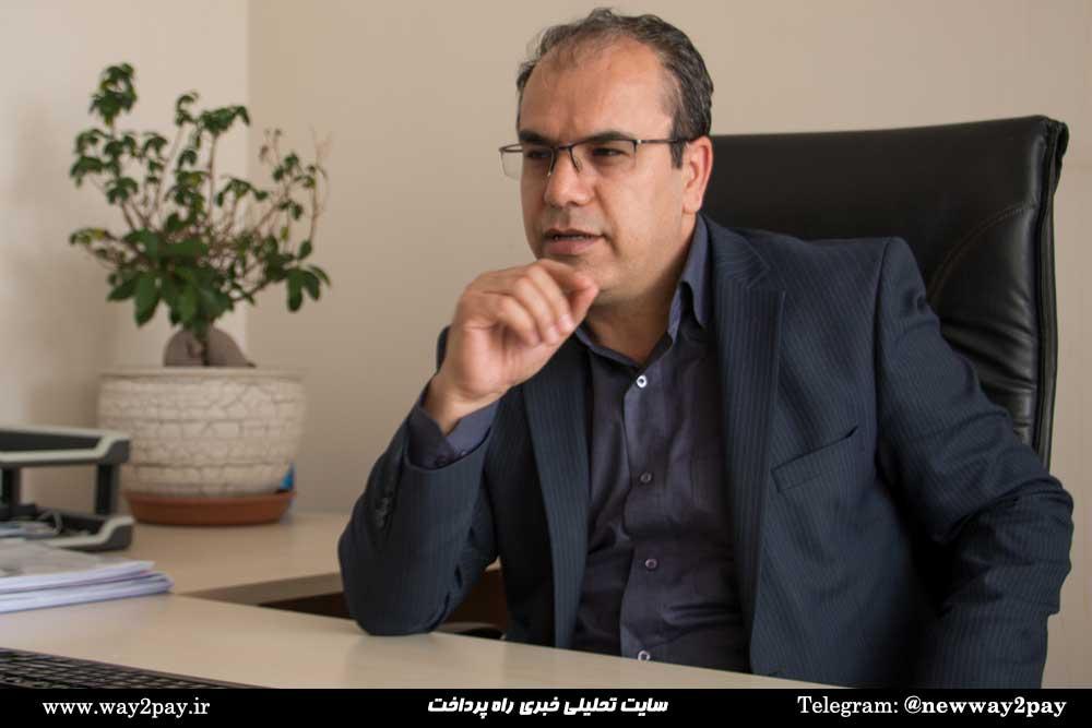 احمد قنبریان معاون عملیات شرکت بهسازان ملت