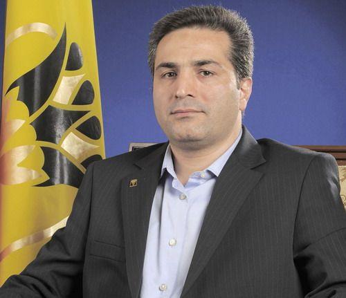 مهندس احمد جعفری معاون فناوری اطلاعات بانک پارسیان