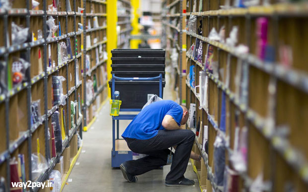 آمازون هنوز هم یکی از بزرگتری فروشگاههای کتاب دنیا است