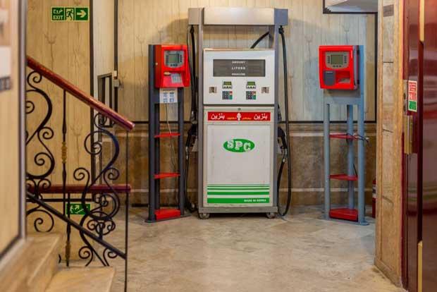 پمپبنزینها اولین صاحبان دستگاههای خاصمنظوره هستند.