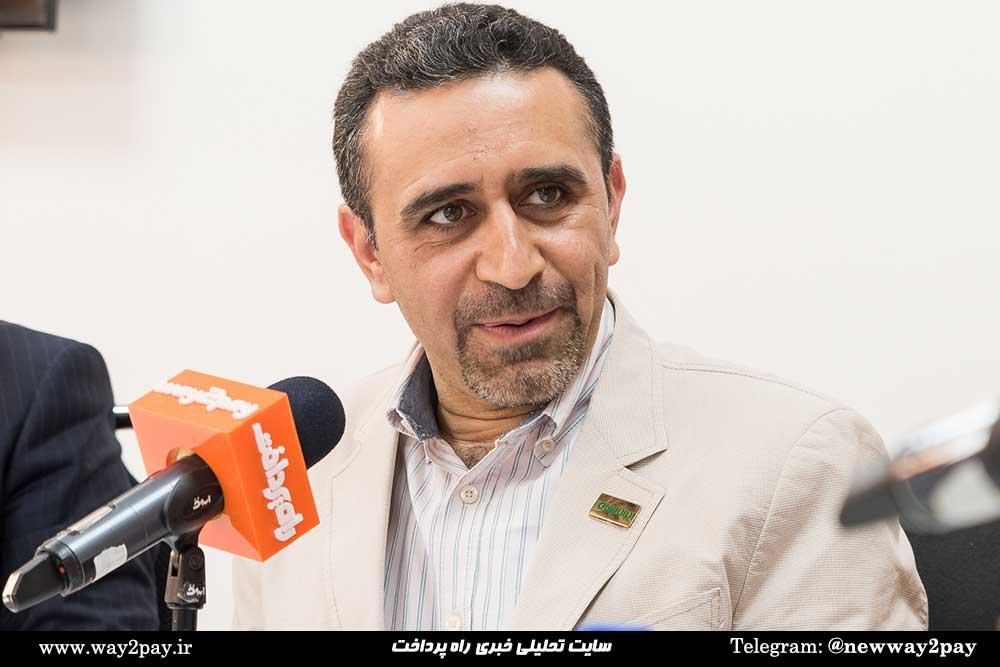 امیرحسین فتاحی مدیر شرکت ایران ارقام