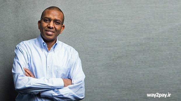 اسماعیل احمد بنیانگذار شرکت ورلد رمیت worldremit