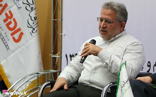 حمیدرضا ربیعی مدیر مرکز فناوری اطلاعات و ارتباطات پیشرفته دانشگاه صنعتی شریف