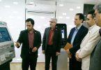 بازدید مدیرعامل شرکت سیمرغ تجارت از کافه ATM ایران ارقام