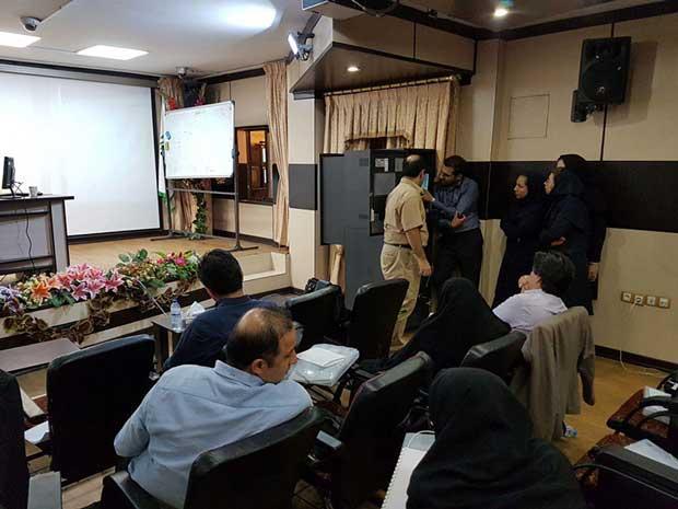 ایران ارقام، دوره آموزشی کاربری خودپرداز برای پست بانک ایران برگزار کرد