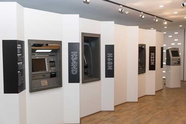افتتاح کافه ATM و نمایشگاه دائمی خودپرداز شرکت ایرانارقام