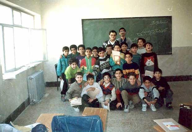 شهاب جوانمردی لذت معلمی هیچگاه فراموشش نمیشود و معتقد است همیشه تلاش میکند روحیه معلمی را در خود حفظ کند