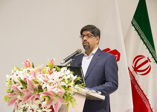 علیرضا لگزایی عضو هیئتمدیره و قائممقام مدیرعامل بانک ملت