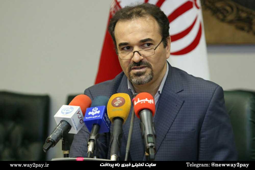 مسعود رحیمی سرپرست ریالی و نشر بانک مرکزی
