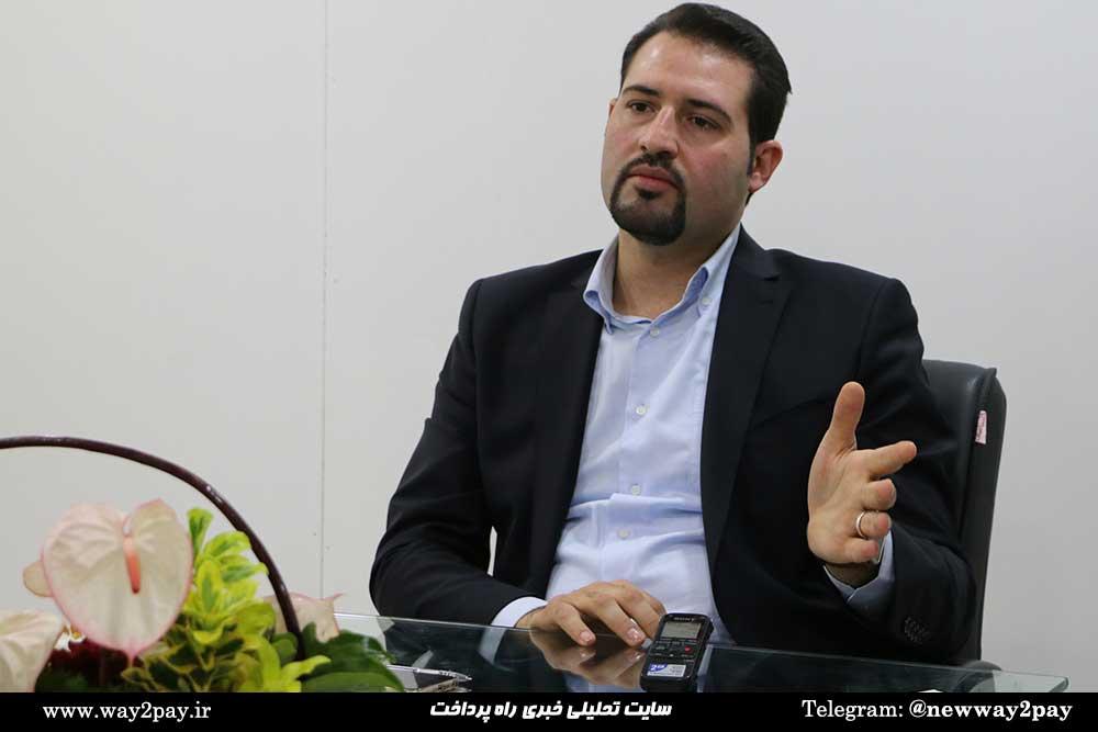 محمد فرجود مدیرکل کسبوکار سازمانی ایرانسل