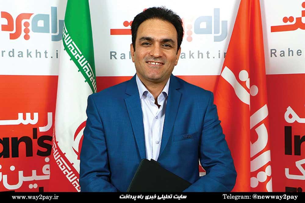محمد مظاهری مدیرعامل توسنتکنو