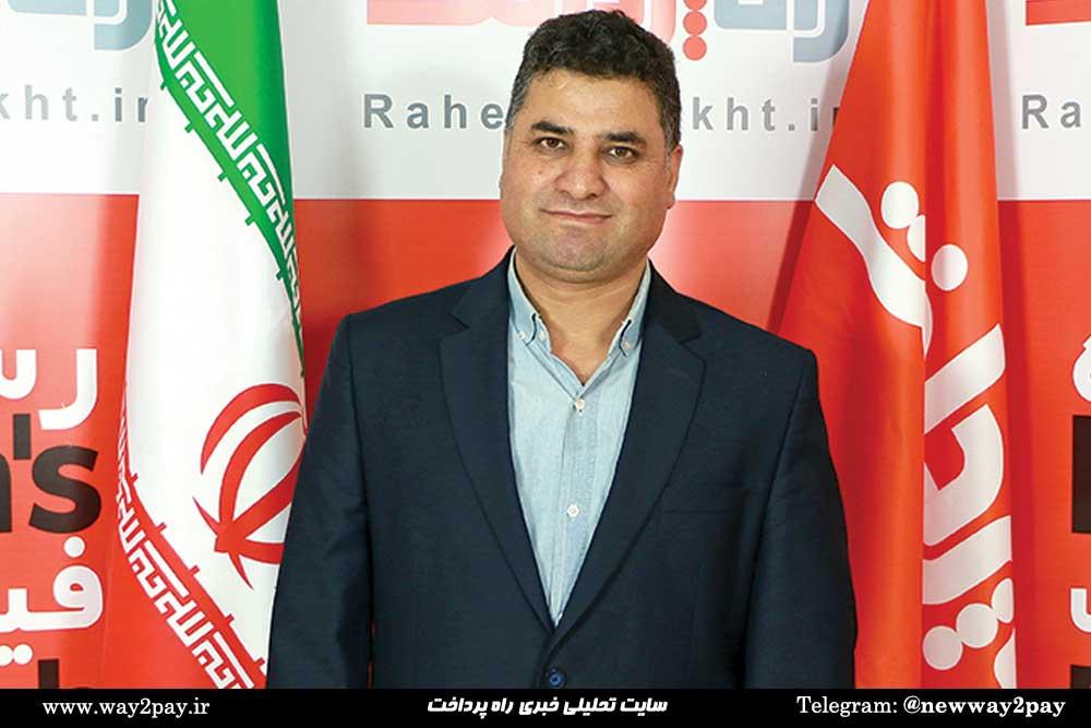 محمد صادقی معاون فناوری اطلاعات بانک اقتصاد نوین