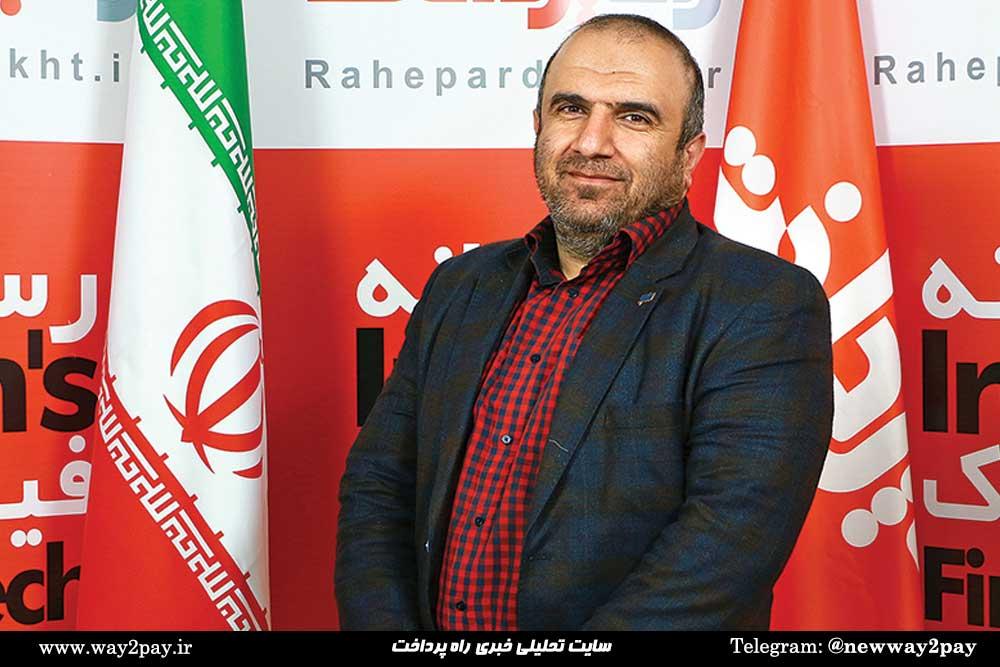 دکتر محمدرضا جمالی، مدیرعامل شرکت نبضافزار