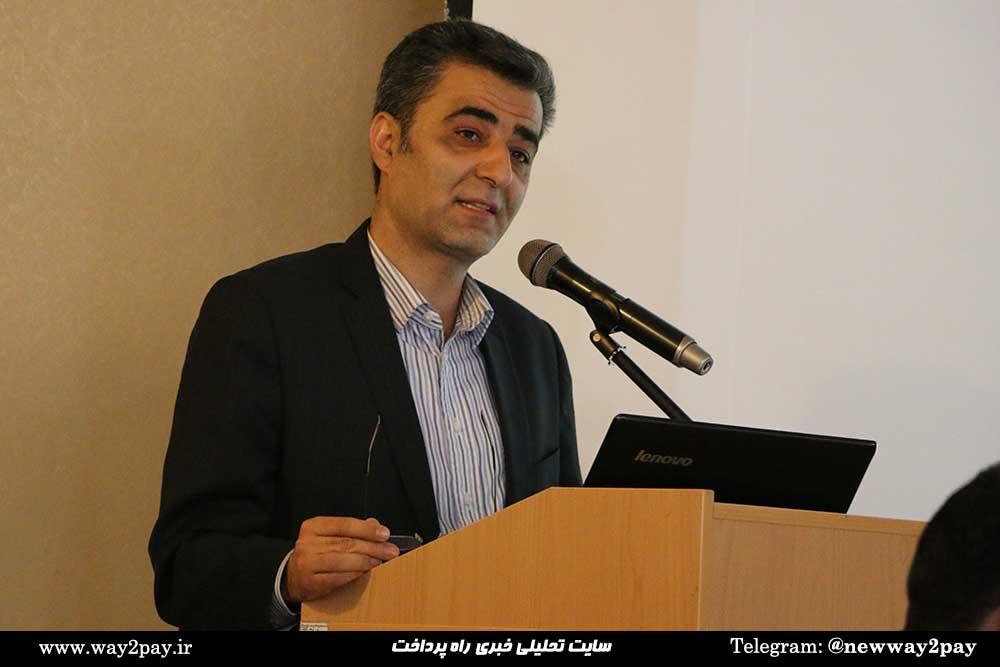 مرتضی ترک تبریزی مدیر امور فناوری اطلاعات بانک ملت