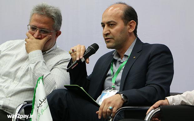 مصطفی نقیپورفر مدیر مجتمع نوآوری فناپ