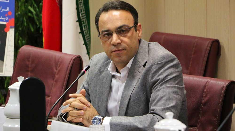 پیمان طبری معاون فناوری اطلاعات ایران کیش