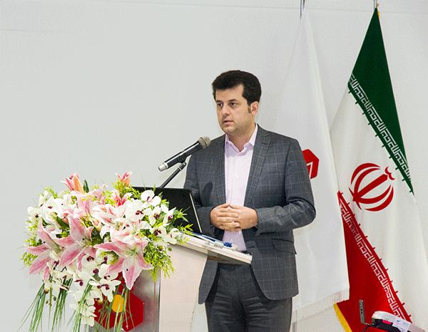 هادی سپانلو مدیر امور طرح و برنامه بانک ملت