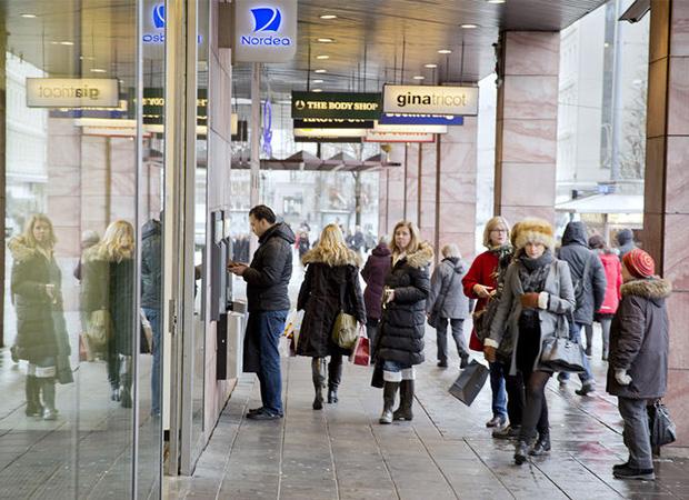 وضعیت منحصربهفرد پرداخت الکترونیک در سوئد