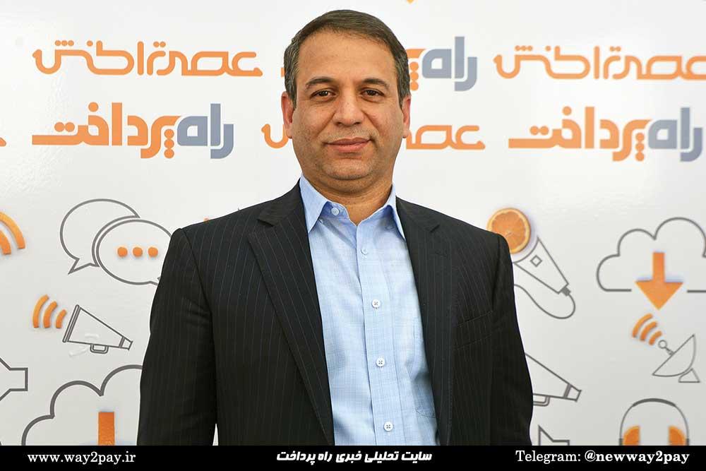احمد میردامادی عضو هیاتمدیره ایرانارقام