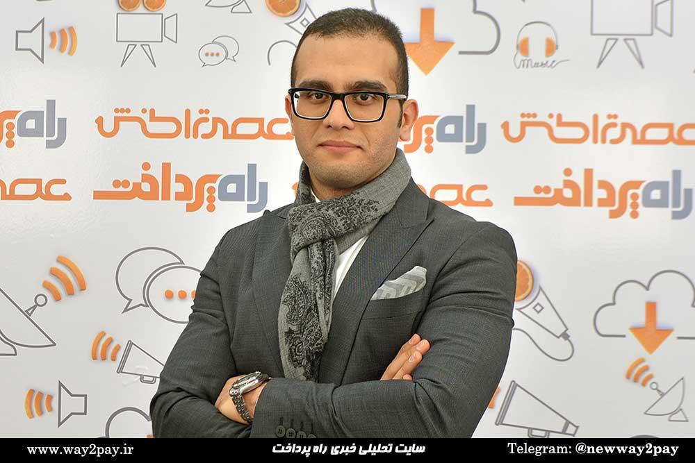 آرش وزوایی مدیر فروش جمالتو در ایران