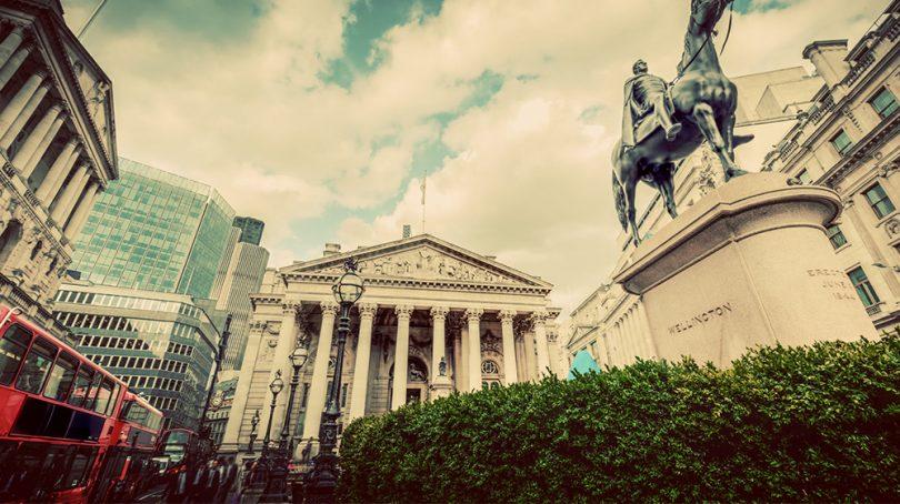 بانک انگلستان