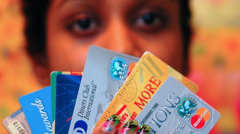 کارتهای اعتباری