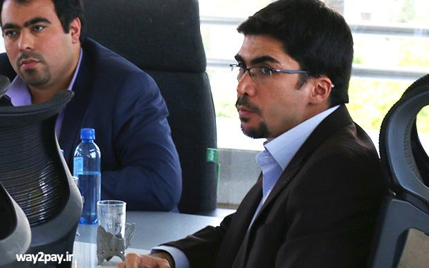 محمد جلالیان قائممقام فنی شرکت اتیک