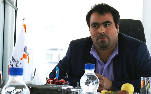 محمد نژادصداقت مدیرعامل شرکت اتیک