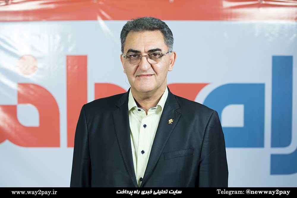 فرامرز خالقی نایب رئیس هیاتمدیره شرکت دادهورزی سداد