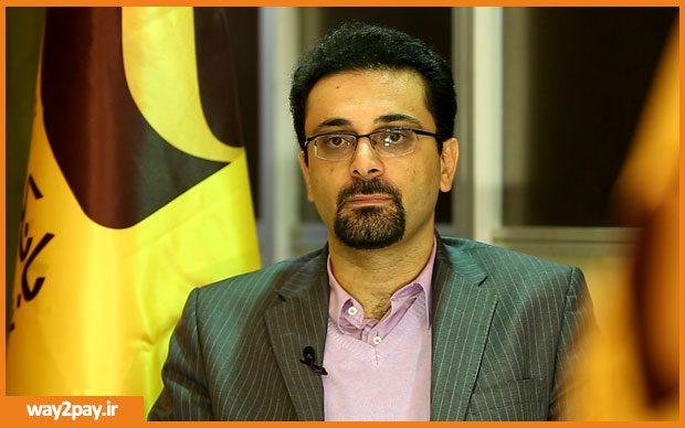 سید حامد قنادپور، مدیرعامل شرکت تجارت الکترونیک ارتباط فردا