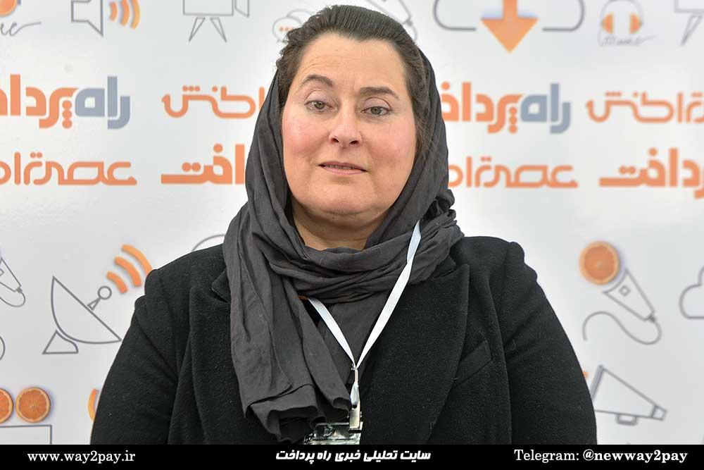 هلن بریسون معاون بازاریابی جمالتو در خاورمیانه