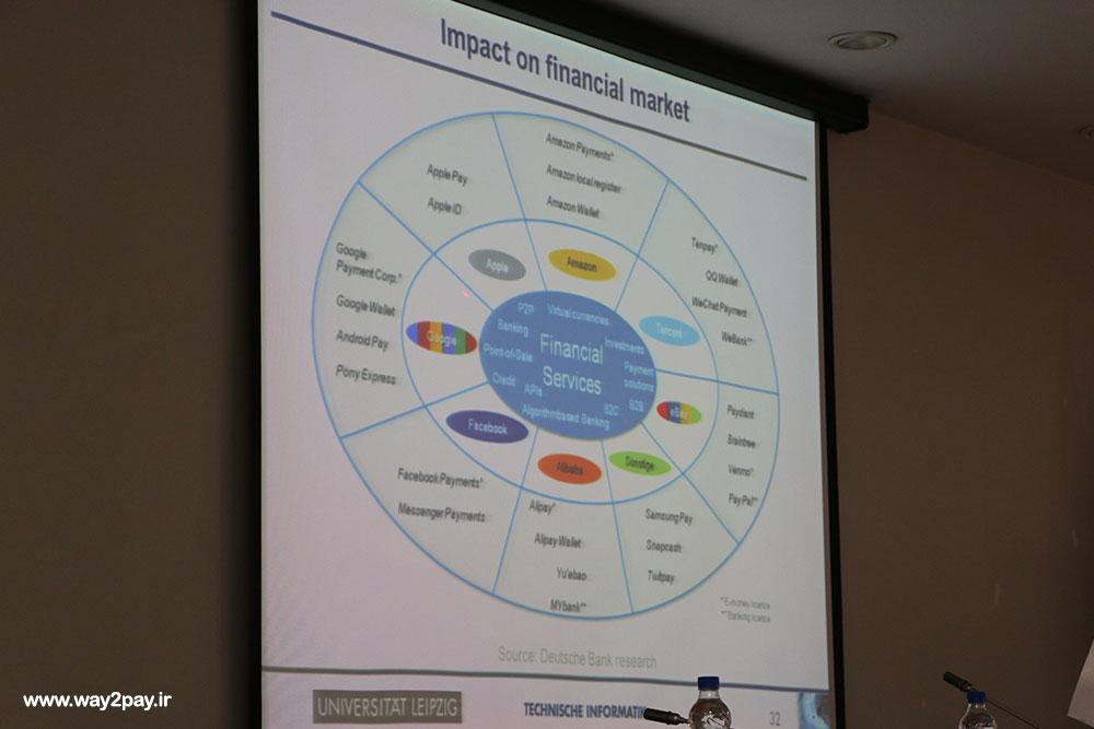 گزارش تصویری راه پرداخت از اولین روز سمینار کاربرد کلان دادهها در سازمانهای بزرگ