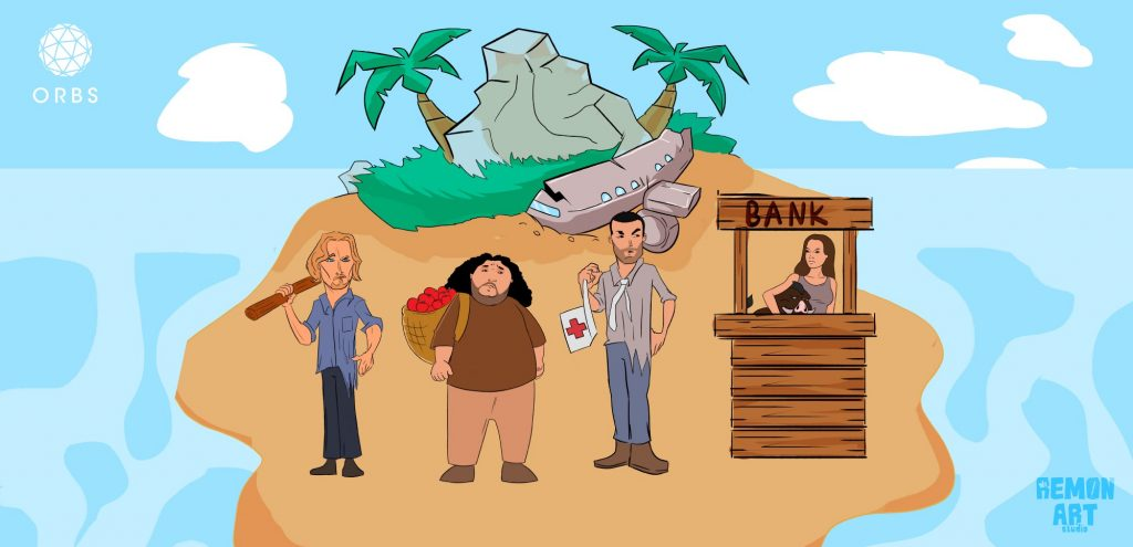 کیت بانکدار جزیره میشود!