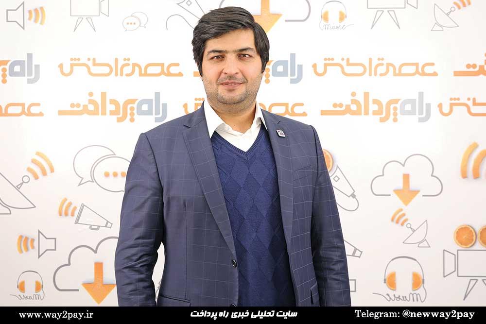مظاهر مرجانی بنیانگذار مجموعه فناوری اطلاعات پارمیس