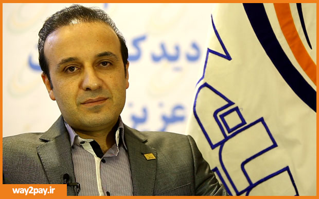 رضا محمدی، مدیر امورپذیرندگان و بازار شرکت سایان کارت