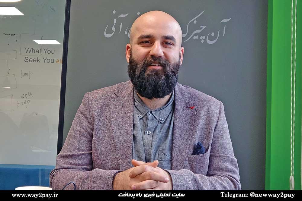 محمدرضا قبادی مدیر شتابدهنده نوینتک