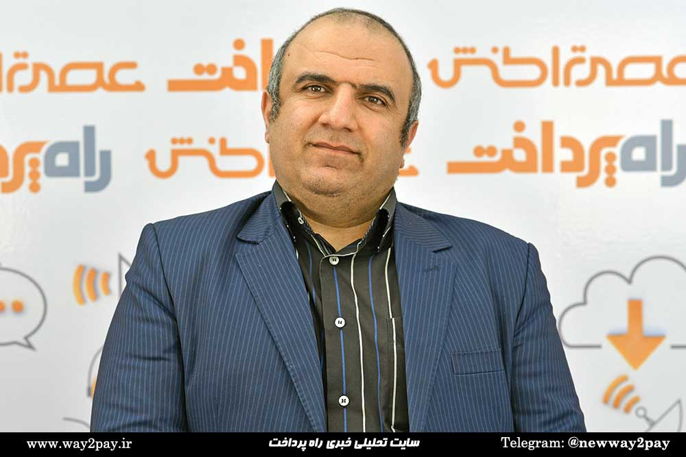 محمدرضا جمالی مدیرعامل شرکت نبضافزار
