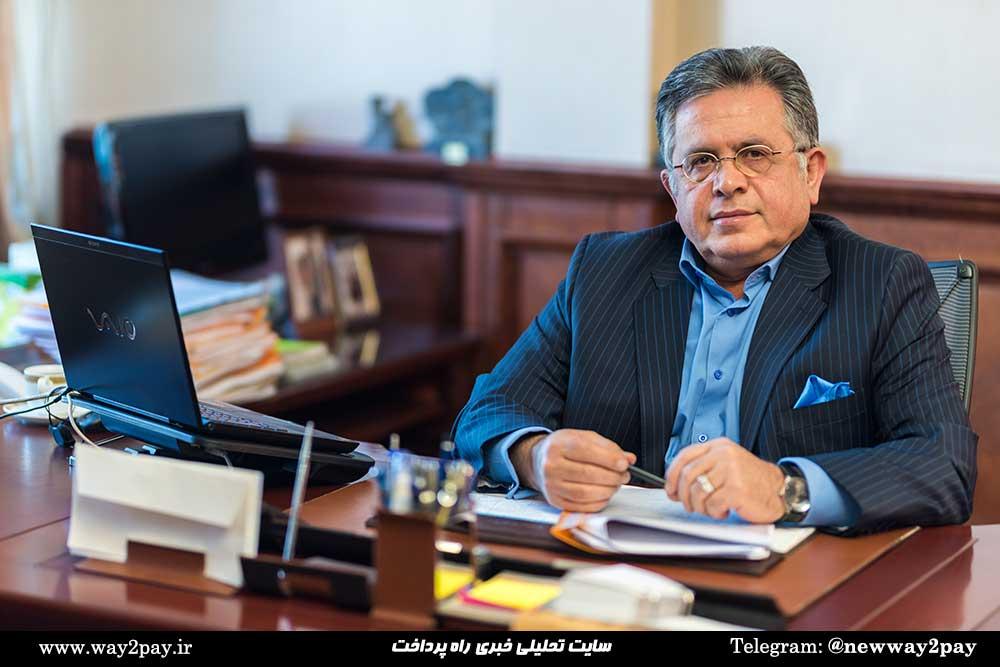 مصطفی بهشتیروی، مرد ۶۶ساله بانکداری ایران