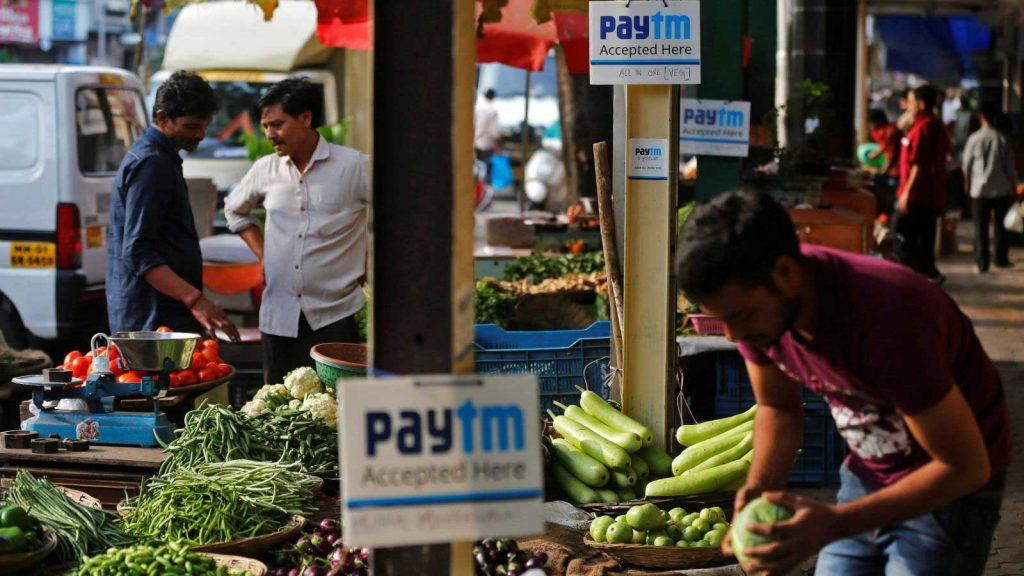 کاهش رشد اقتصادی هندوستان بدلیل حذف پول نقد و استفاده بیشتر از شیوههای الکترونیک پرداخت