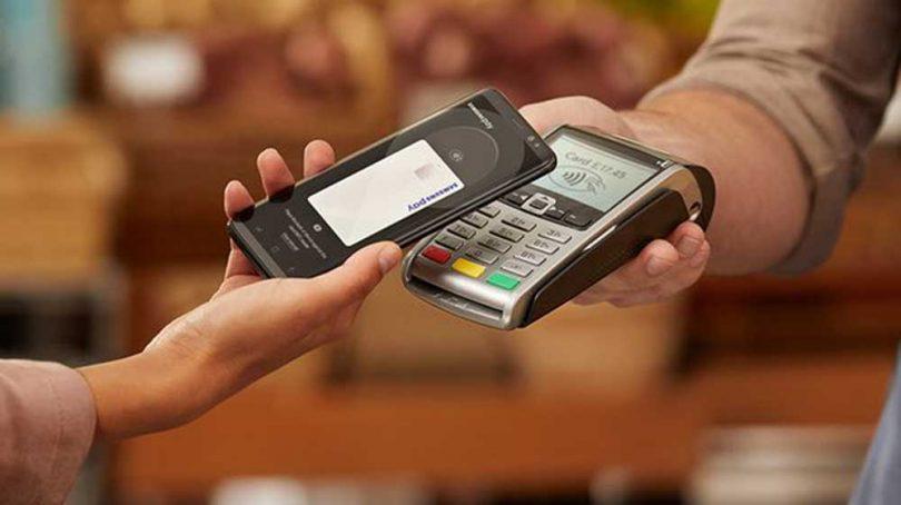 پرداخت موبایلی انگلستان