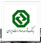 اعلام موجودی اینترنتی بانک توسعه صادرات ایران