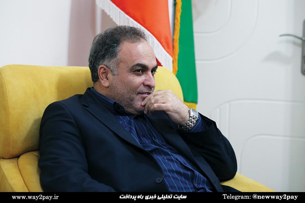 علی نوروزی؛ مدیرعامل شرکت فنآوا کارت