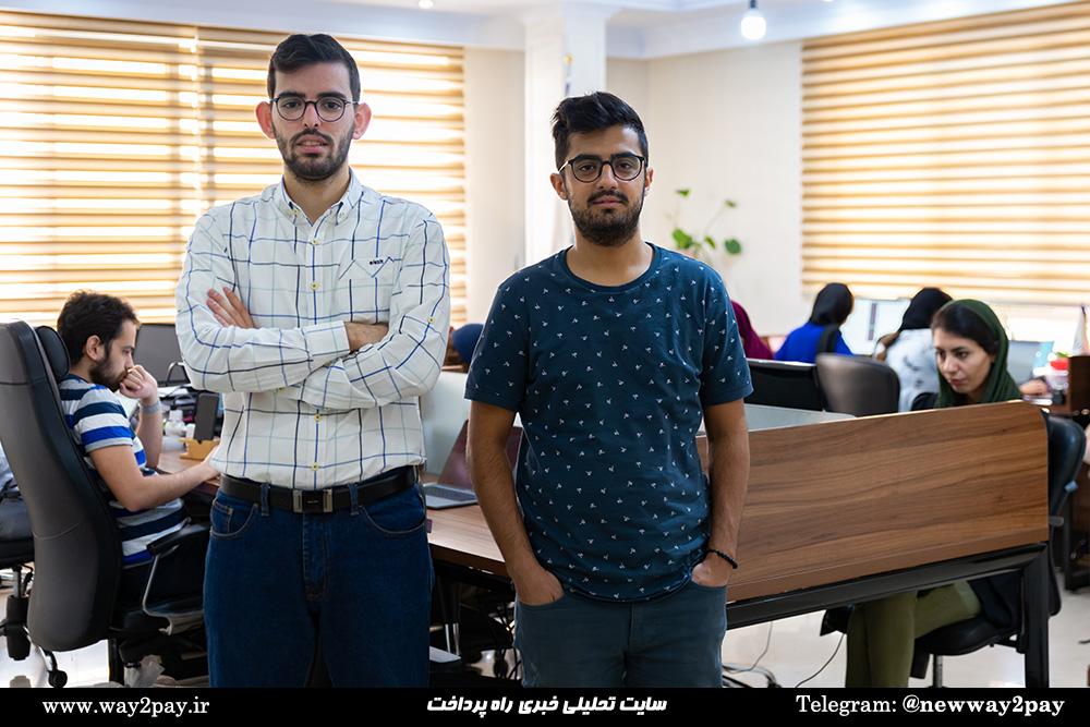 سعید مشهدی و محمدمهدی باریده