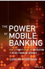 Best-Fintech-Books-The-Power-of-Mobile-Banking-Sankar-Krishnan