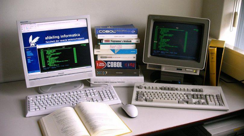 زبان برنامهنویسی کوبول در بانکداری