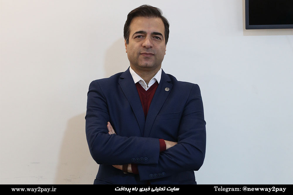 فرهاد بهمنی، مدیر فناوری اطلاعات پست بانک