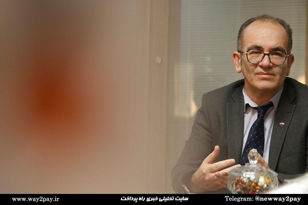 بانک ایرانزمین   برای پیادهسازی بانکداری دیجیتال در ایران باید الگوهایی بومی طراحی شود