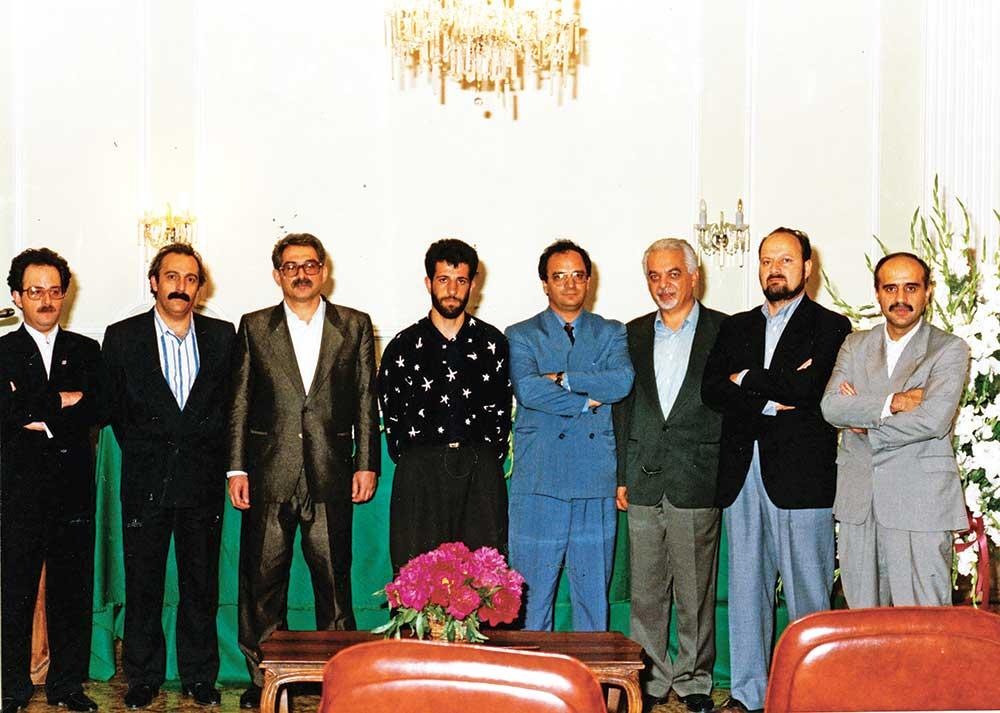 مسعود مرتضوی در اولین مجمع شرکتهای انفورماتیک