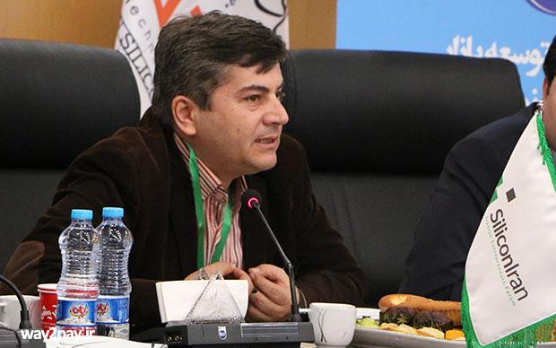 محمد گوهریان مدیرعامل شرکت گز سکه