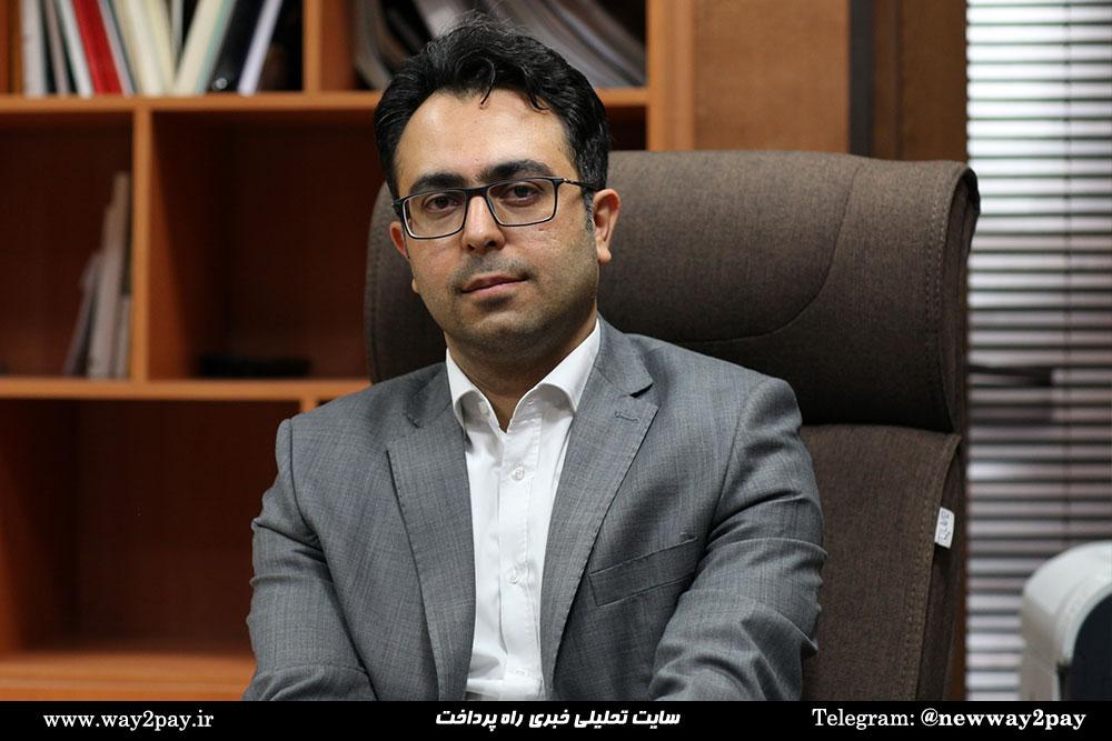 محمدعلی بخشیزاده، معاون فناوری اطلاعات بانک دی